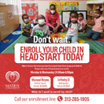 Don't Wait! Enroll Today!